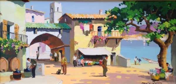 Doyly-John painting valuation sell to Robert Perera Fine Art
