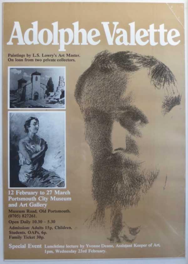 Adolphe Valette sell Manchester artist Robert Perera Fine Art