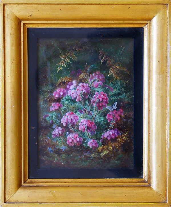 Value Albert Durer Lucas Flowers Painting sell artist Robert Perera Fine Art Ltd