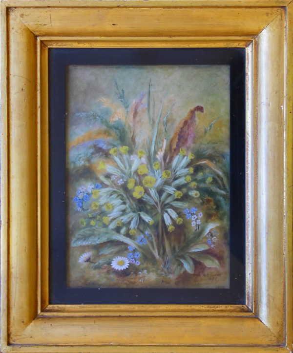 Value Albert Durer Lucas Flowers paintings sell artist Robert Perera Fine Art Ltd