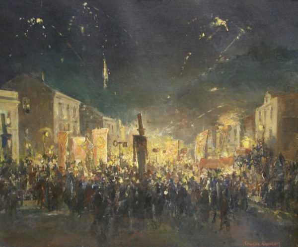 Charles Cundall Lewis Painting Valuation Fine Art Ltd
