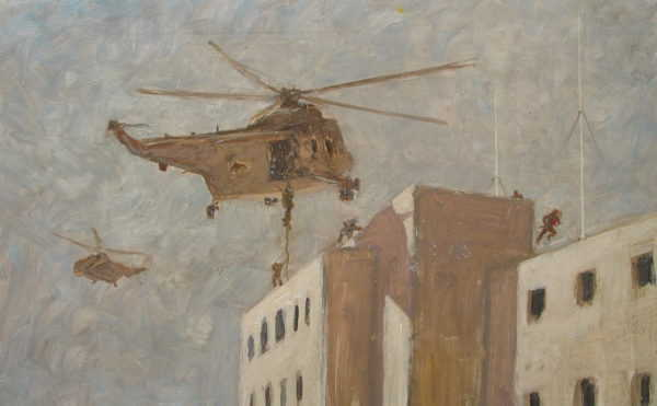 David Cobb sell artist Robert Perera Fine Art Ltd