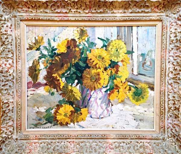 Dorothea Sharp Painting value - sell art to Robert Perera Fine Art