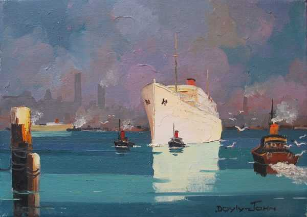 Sell Doyly John Southampton oil-sell-art to Robert Perera Fine Art