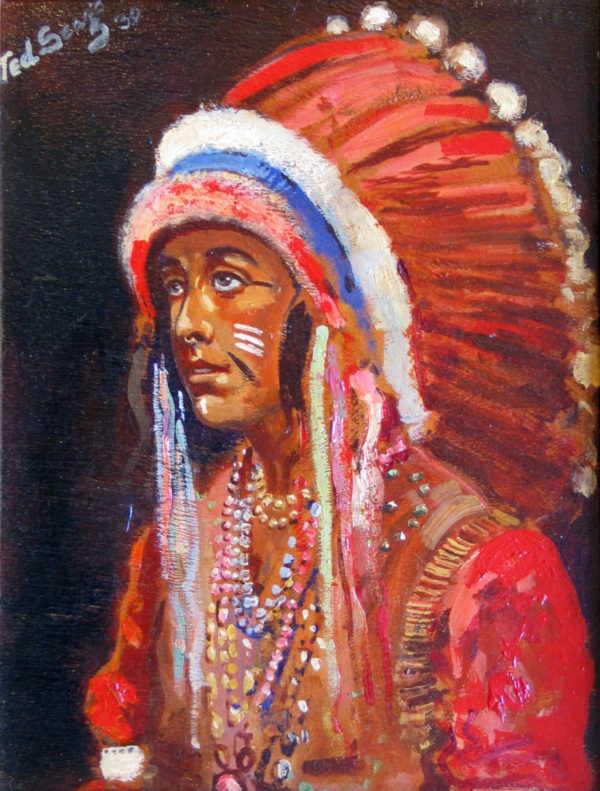 Edward Seago oil sell artist Robert Perera Fine Art Ltd