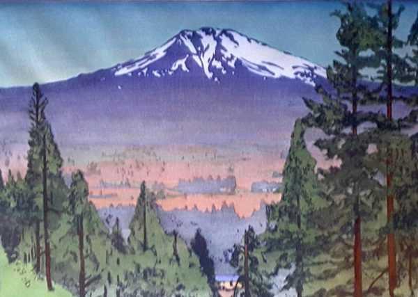 Frank Morley Fletcher woodcut Values sell art to Robert Perera Fine Art