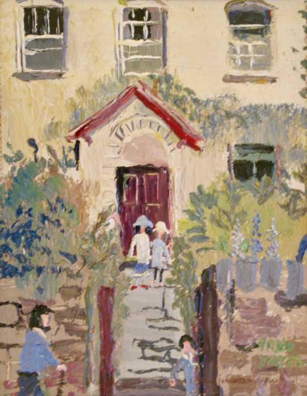 Fred Yates valuation sell art to Robert Perera Fine Art
