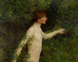 We buy Henry Scott Tuke Nude Cornish artist - Robert Perera Fine Art Ltd