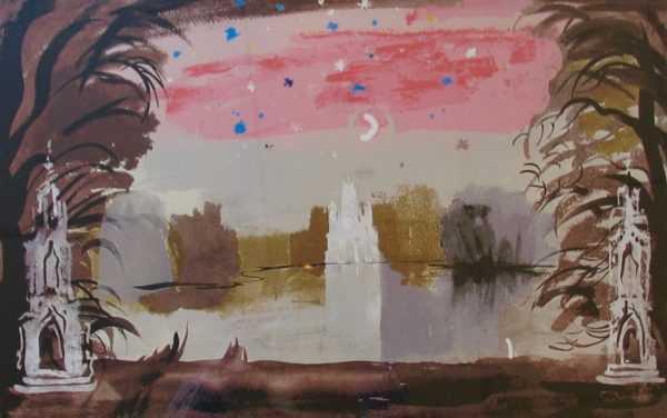 John Piper lithograph - Robert Perera Fine Art Ltd