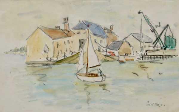 Paul Maze appraisal sell art to Robert Perea Fine Art