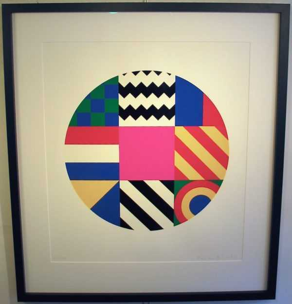 Peter Blake silkscreen valuation artist sell art to Robert Perera Fine Art