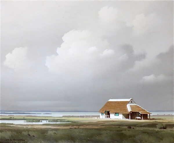 Pierre de Clausade House sell artist Robert Perera Fine Art