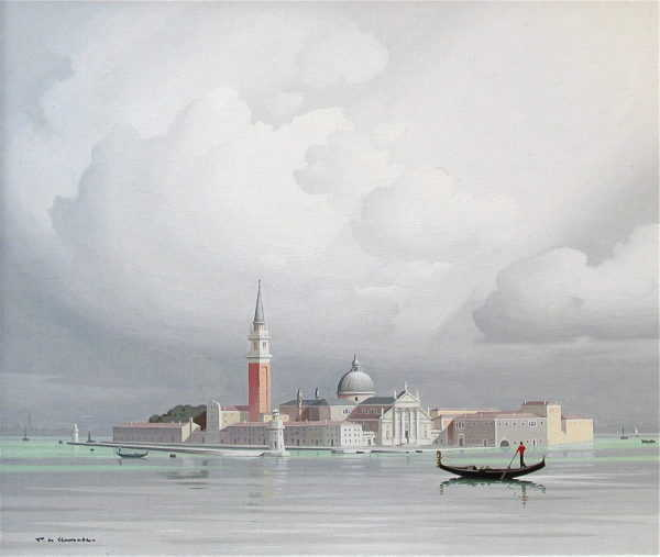 Pierre de Clausade sell art to Robert Perera