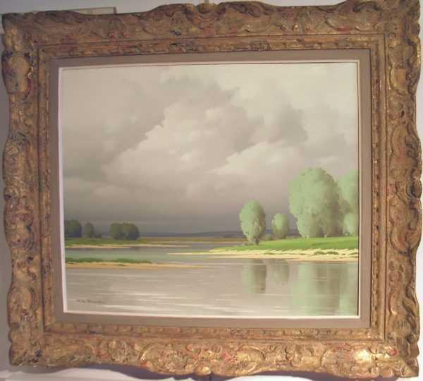 Pierre de Clausade sell artist Robert Perera Fine Art