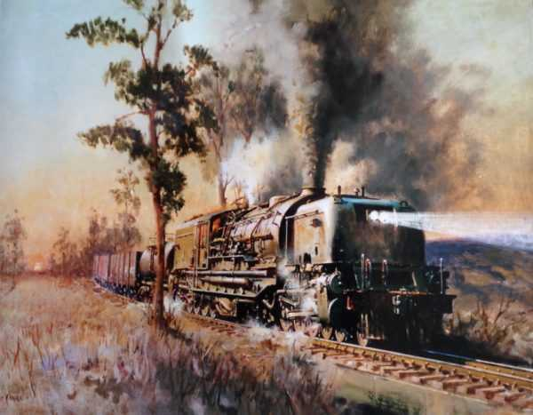 Terence Cuneo sell art to Robert Perera