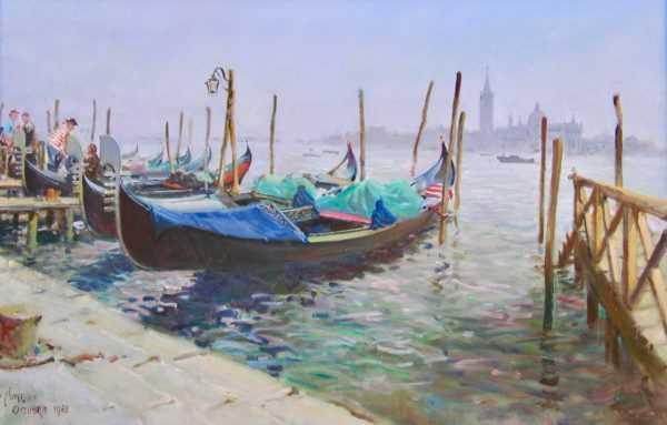 Terence Cuneo Venice sell artist Robert Perera Fine Art Ltd