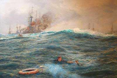 WL Wyllie oil Portsmouth artist Robert Perera Fine Art