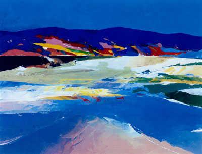 Donald Hamilton Fraser original oil sell artist Robert Perera Fine Art Ltd