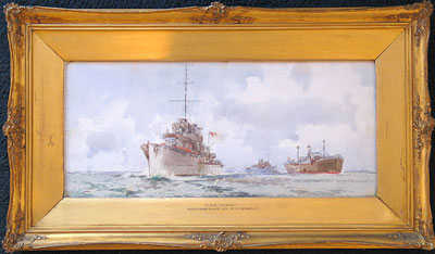Frank Mason Marine values - wanted Robert Perera Fine Art Ltd
