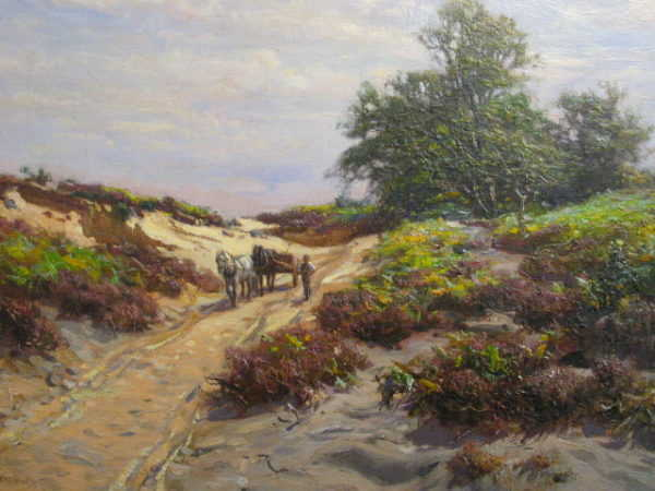 Frederick Golden Short Valuation New Forest sell artist Robert Perera Fine Art
