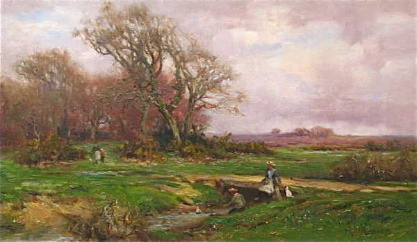 Frederick Golden Short New Forest sell artist Robert Perera Fine Art