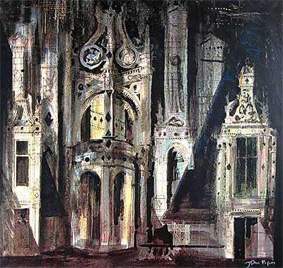 John Piper art wanted sell artist Robert Perera Fine Art Ltd