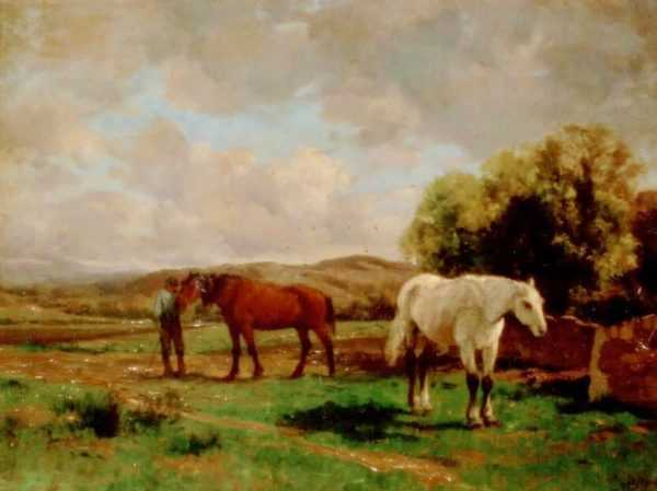 Sell Lucy Kemp-Welch values Horses sell artist Robert Perera Fine Art