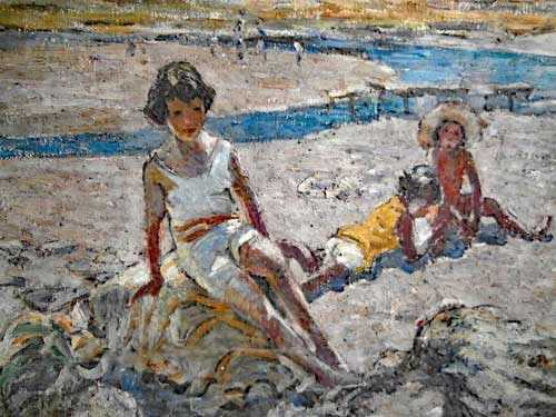 Auction Value Dorothea Sharp Painting - Sell to Robert Perera Fine Art Ltd
