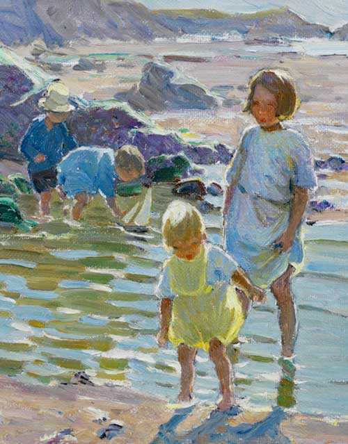Sell Dorothea Sharp Painting - Value art at Robert Perera Fine Art Ltd