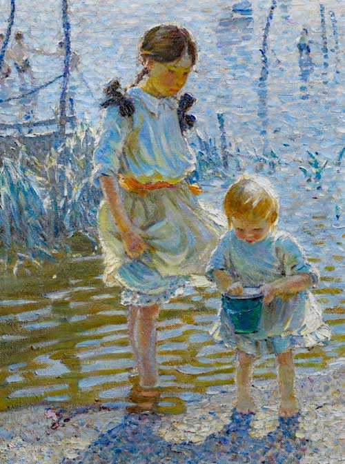 Value Dorothea Sharp Painting - Sell to Robert Perera Fine Art Ltd