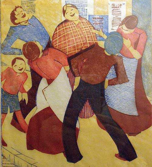 Sell Ethel Spowers The Joke - Robert Perera Fine Art
