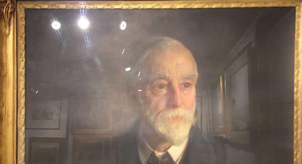How to photograph fine art paintings - Robert Perera Fine Art