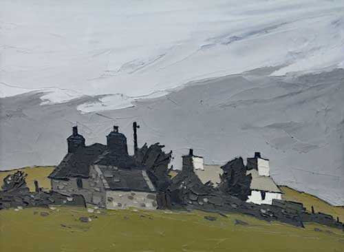 Sell Kyffin Williams Paintings Robert Perera Fine Art