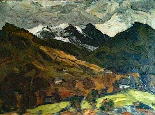 Prices Kyffin Williams Paintings - Robert Perera Fine Art