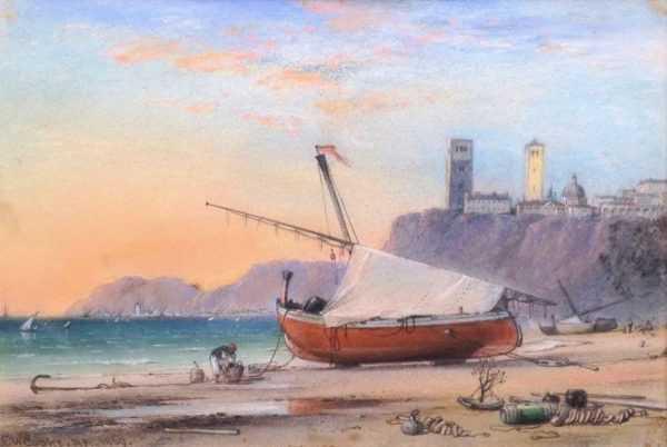 Edward William Cooke Appraisal Values - Robert Perera Fine Art