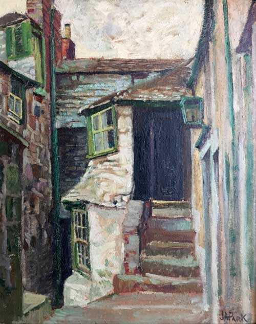 Valuation J.A.Park oil paintings - Robert Perera Fine Art Ltd.