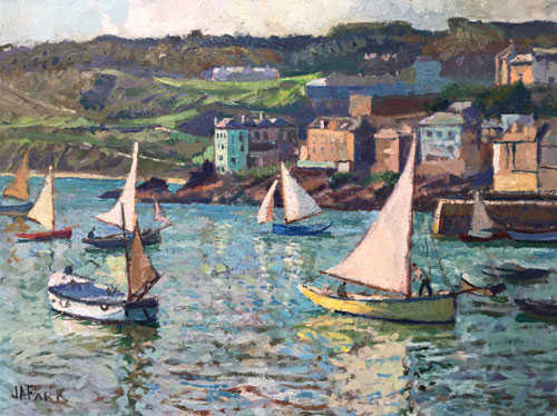 Sell J.A.Park St Ives Paintings - Robert Perera Fine Art