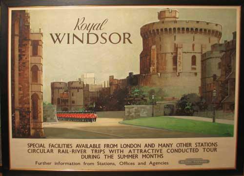 We Buy Vintage Original Railway posters Valuation Robert Perera Fine Art