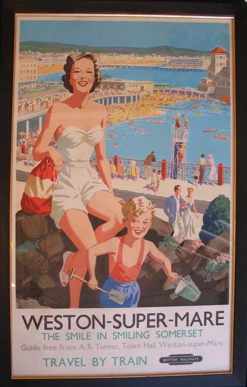We Buy Vintage Railway poster Valuation Robert Perera Fine Art